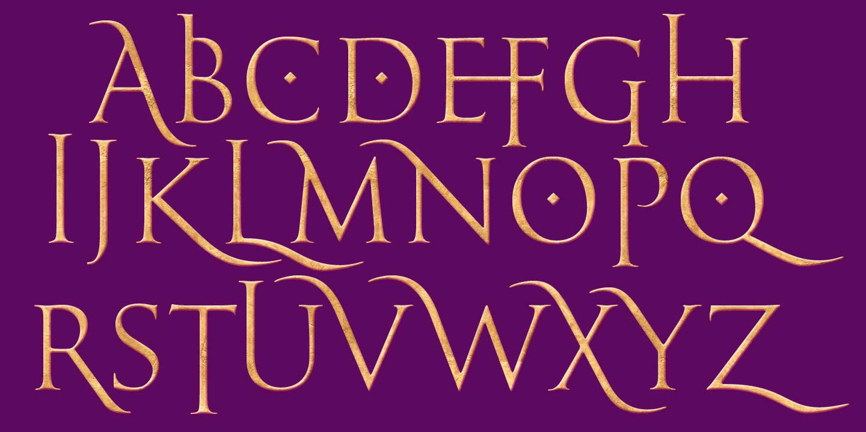 Goudy Trajan Pro Regular   CastleType